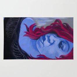 Blueberry Mary Rug