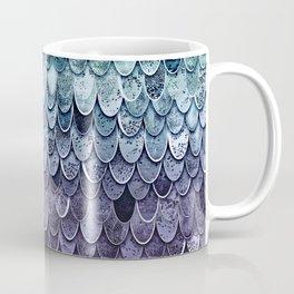 MAGIC MERMAID - MYSTIC TEAL-PURPLE Coffee Mug