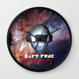 DAFT PUNK / THOMAS Wall Clock