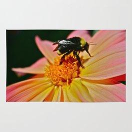 Winged Flower 01 Rug