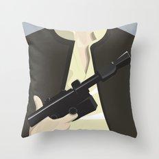 Han Solo - Starwars Throw Pillow