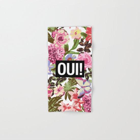 OUI Hand & Bath Towel