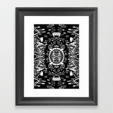 Spaced? Framed Art Print