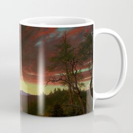 "Frederic Edwin Church ""Twilight in the Wilderness"" Coffee Mug"