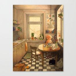 Kitchen 2 Canvas Print