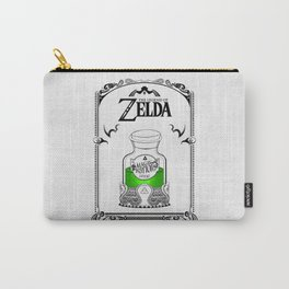 Zelda legend - Green potion  Carry-All Pouch