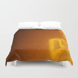 Buddha from Thailand  Duvet Cover