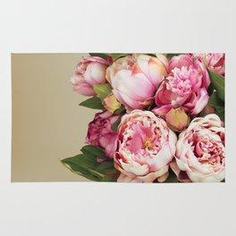 Floral Art Rug