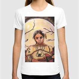 Windy Moon T-shirt