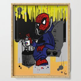 Spidey Can Serving Tray
