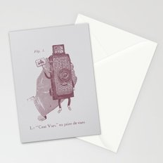 Cent Vues Stationery Cards