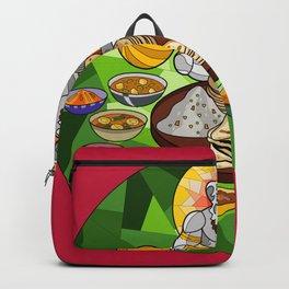 Hanuman's Meal Backpack