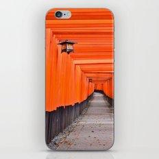 Torii Gates iPhone & iPod Skin