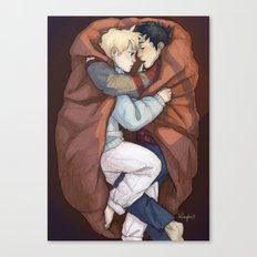 Warmth Canvas Print