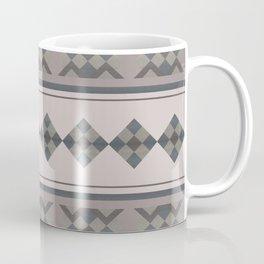 ETHNO PATTERN Folk   brown Coffee Mug