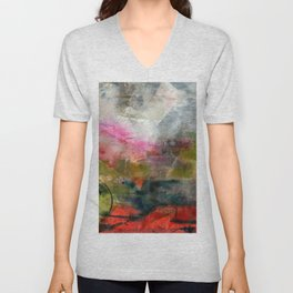 Dream Encounters No.12 by Kathy Morton Stanion Unisex V-Neck