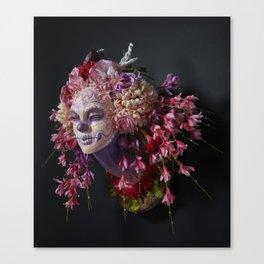 Spring Muertita Side Canvas Print