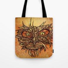 Face Flow Color Tote Bag