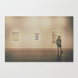 Exposition Glasses (different Edit) Canvas Print