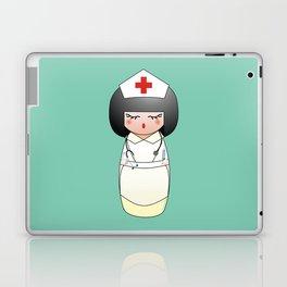 Kokeshi Nurse Laptop & iPad Skin