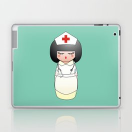 Kokeshi Nurse Laptop & iPad Skin