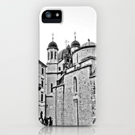 Kotor Square iPhone Case