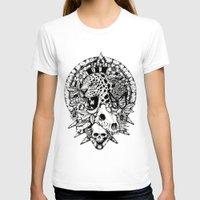 jaguar T-shirts featuring Jaguar  by Erick Gonzaga