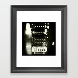 Sound Light Framed Art Print