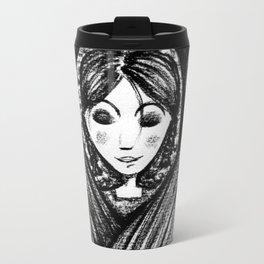 Mujer de Maíz Travel Mug