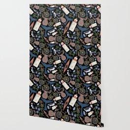 Acadia Pattern 2 Wallpaper