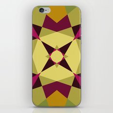 Star it out iPhone & iPod Skin