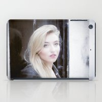 beth hoeckel iPad Cases featuring Beth by neutral density