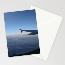 L'aereo - Mattemike Stationery Cards