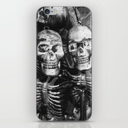 Skeleton Twins iPhone Skin
