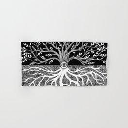 Druid Tree of Life Hand & Bath Towel