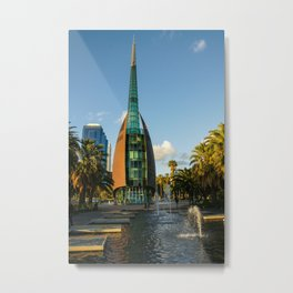 The Bell Tower, Perth, Western Australia Metal Print