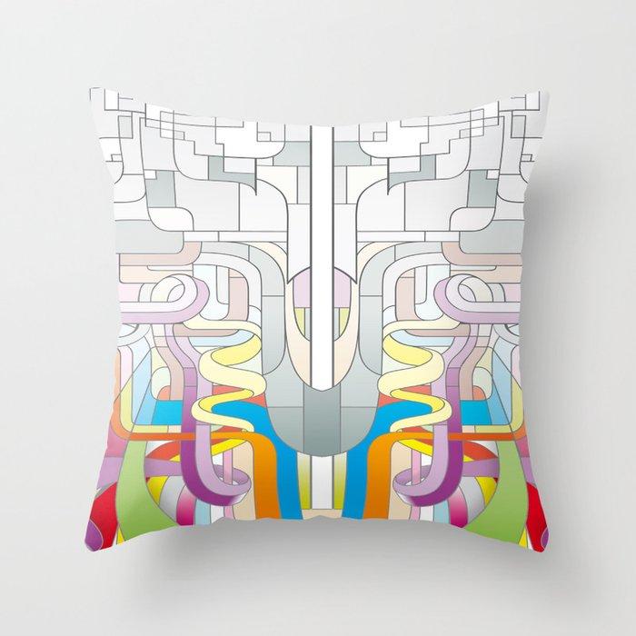 taMorphosis Throw Pillow