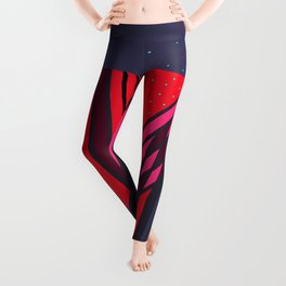 Lively Musical Dimensions Leggings