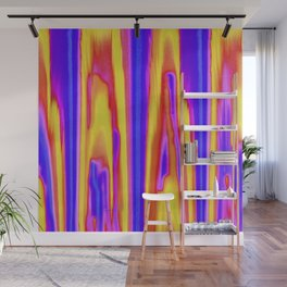 Tie Dye Sky Wall Mural
