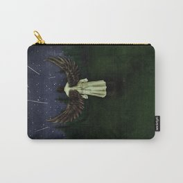 Angels Are Falling Carry-All Pouch