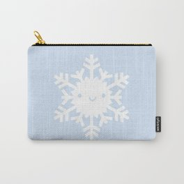 Kawaii Snowflake Carry-All Pouch