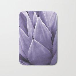 Ultra Violet Agave Vibes #4 #tropical #decor #art #society6 Bath Mat