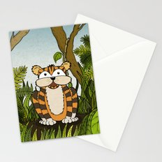 Erin's Jungle Tiger Stationery Cards