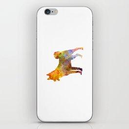 Jamthund in watercolor iPhone Skin