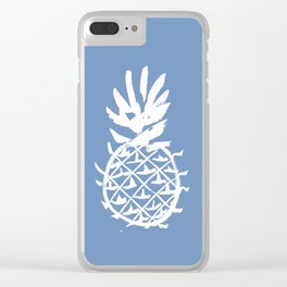 Love Life Liberty Clear iPhone Case