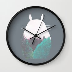 Troll of the Dreamland Forest Wall Clock