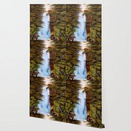 Hidden Falls Wallpaper
