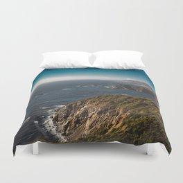Big Sur California XII Duvet Cover