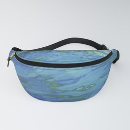 Effervescent Waves 1 Fanny Pack