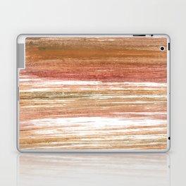Coconut abstract watercolor Laptop & iPad Skin